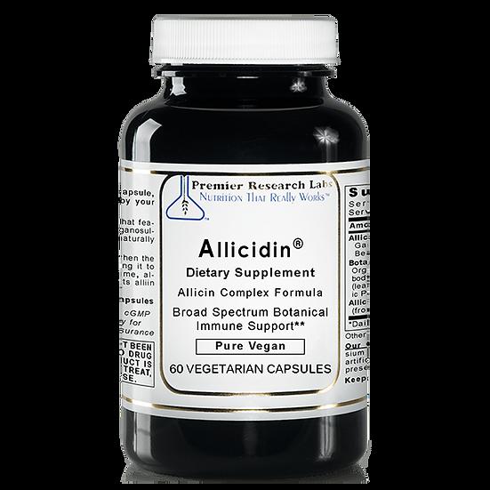 Allicidin | 60 vegetarian capsules