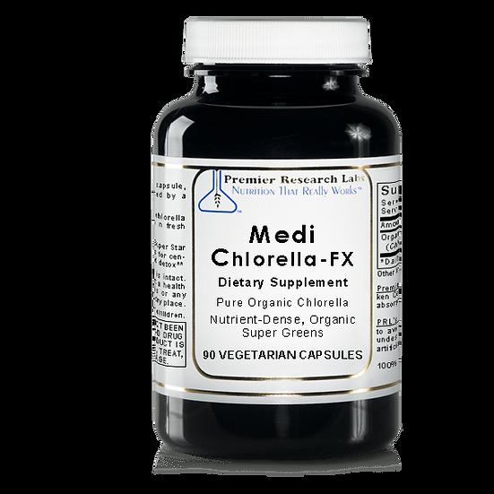 Medi Chlorella-FX | 90 vegetarian capsules