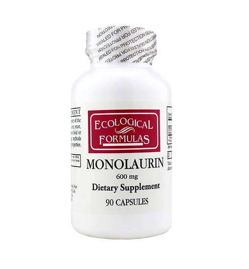 Monolaurin 600 mg | Ecological Formulas