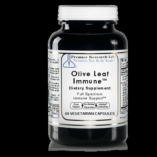 Olive Leaf Immune   60 vegetarian capsules