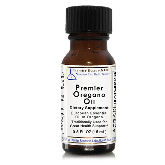 Premier Oregano Oil - .5 fl oz