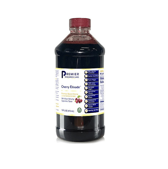 Cherry Elixade | 16 fl oz | Premier Research Labs