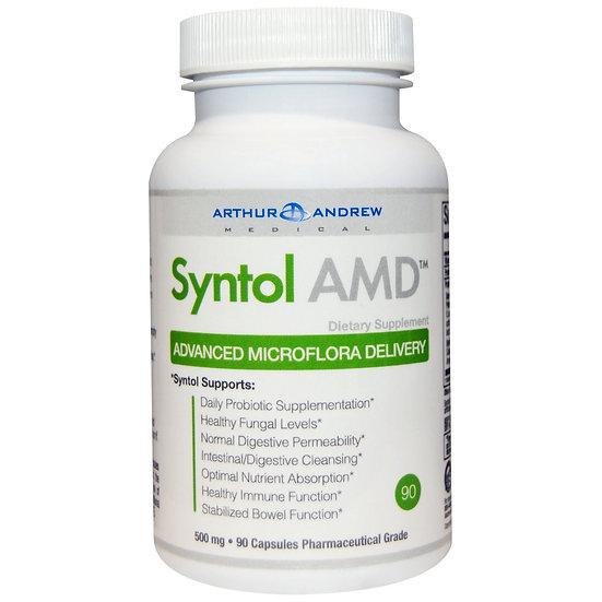 Arthur Andrew Medical - Syntol AMD 500 mg - 90 capsules