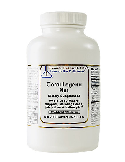 Coral Legend Plus | 300 capsules