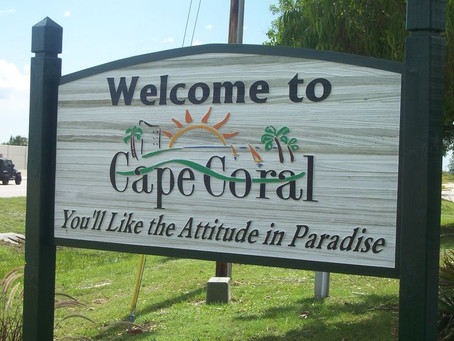 10 Things to do in Cape Coral on Vacation