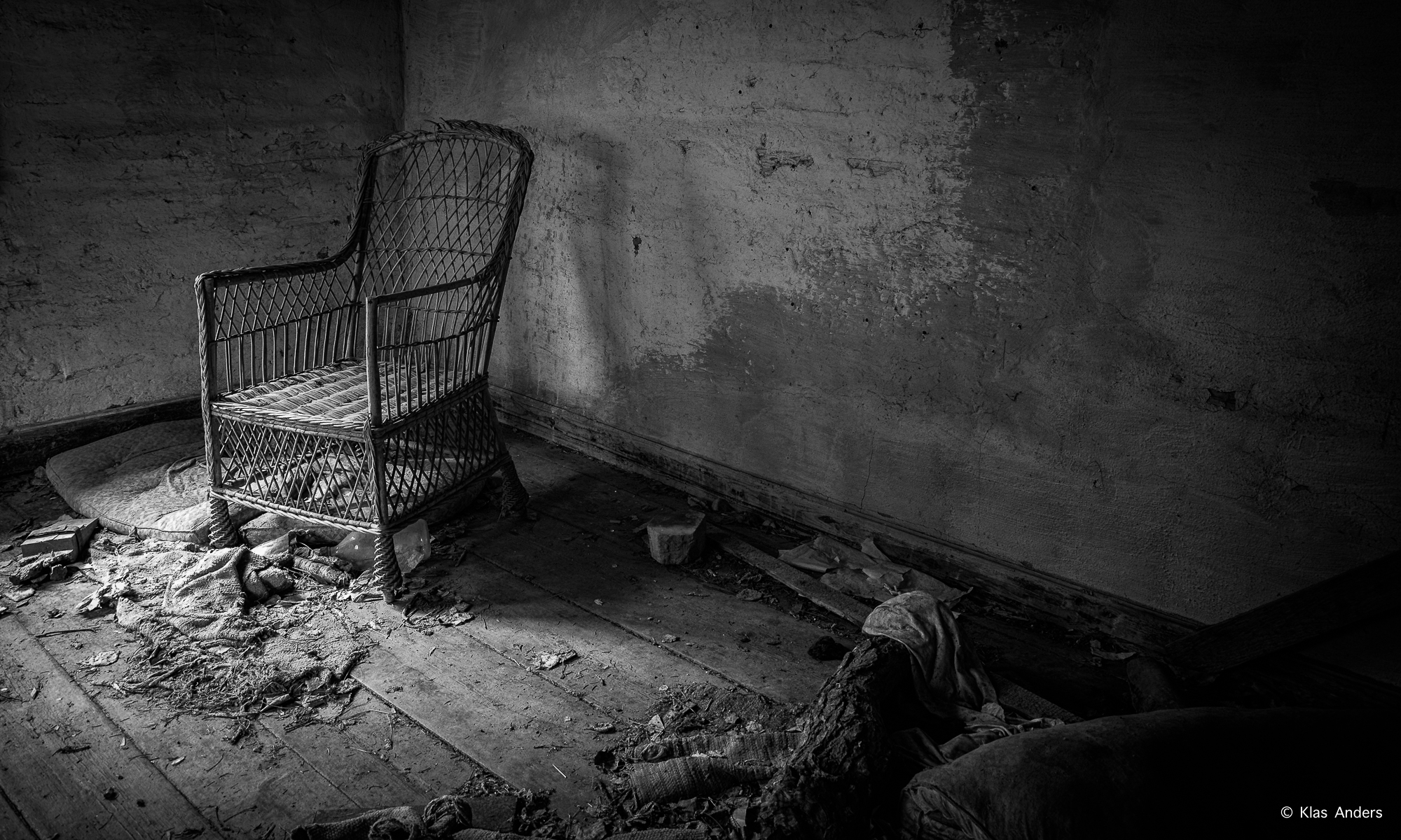 Rattan Chair #1