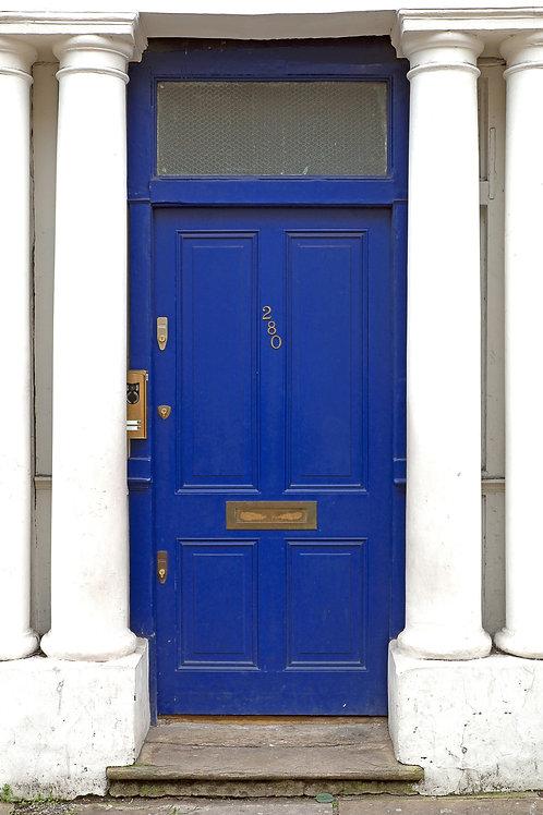 Blue Door, Notting Hill