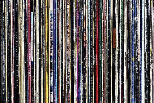Vintage Vinyl Real