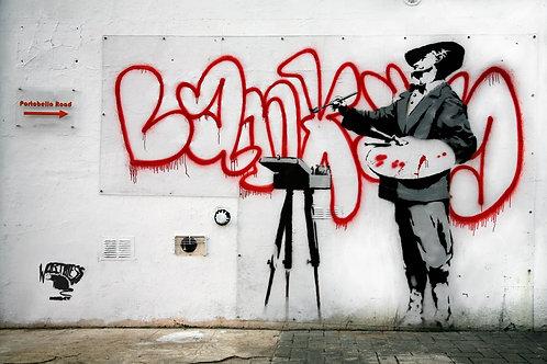Banksy, Notting Hill