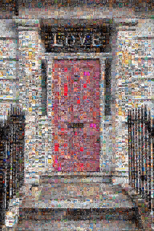 House Of Love Mosaic