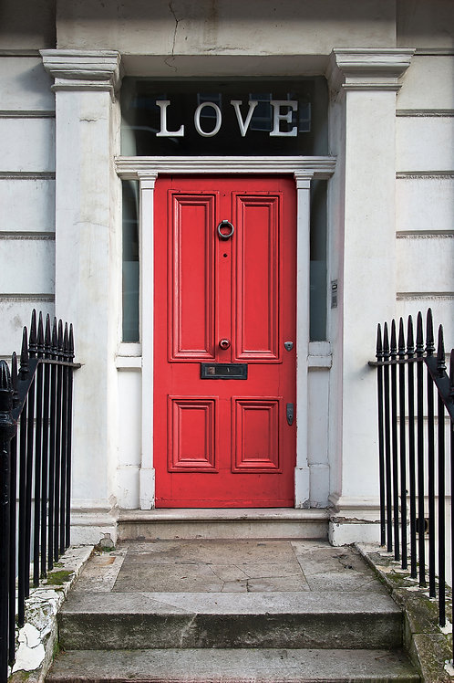 House Of Love Red
