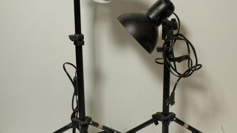 Studio Light with Tripod Mount