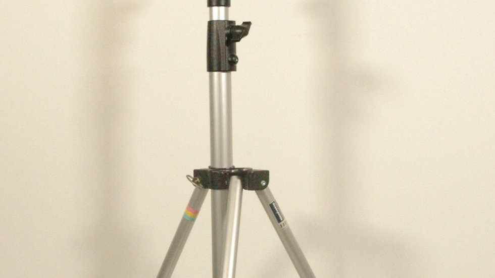 """Manfrotto 3322 4-13' Lightstand Tripod with 5/8"""" Mounting Stud"""