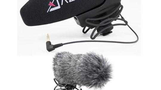 AZDEN Smx30 Stereo/Mono Camera Microphone