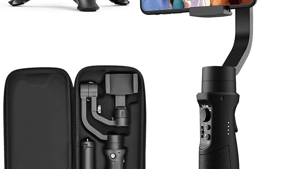 3-Axis Gimbal Stabilizer for iPhone 11 PRO MAX X