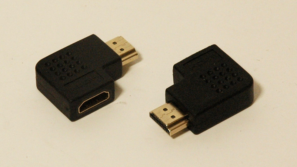 HDMI 90-Degree Elbow Adapter