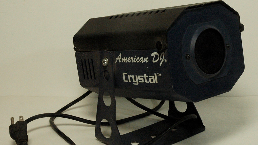 Amerian DJ Crystal DJ Light