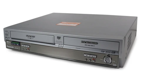 Panasonic DMR-E75V Super Drive VHS DVD Recorder/Player