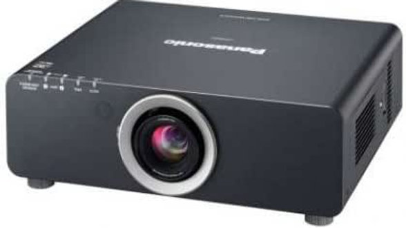 Panasonic - Full HD 1080p DLP Projector - 6000 Lumens