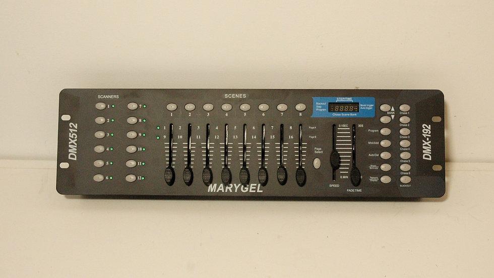 DMX512 Light Controller