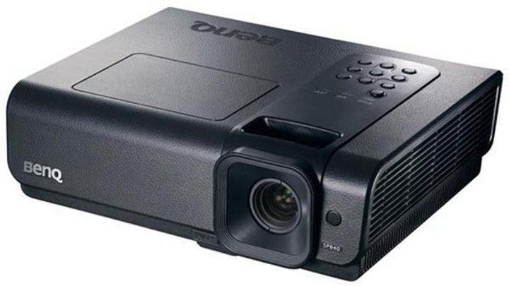 BenQ SP840 Projector