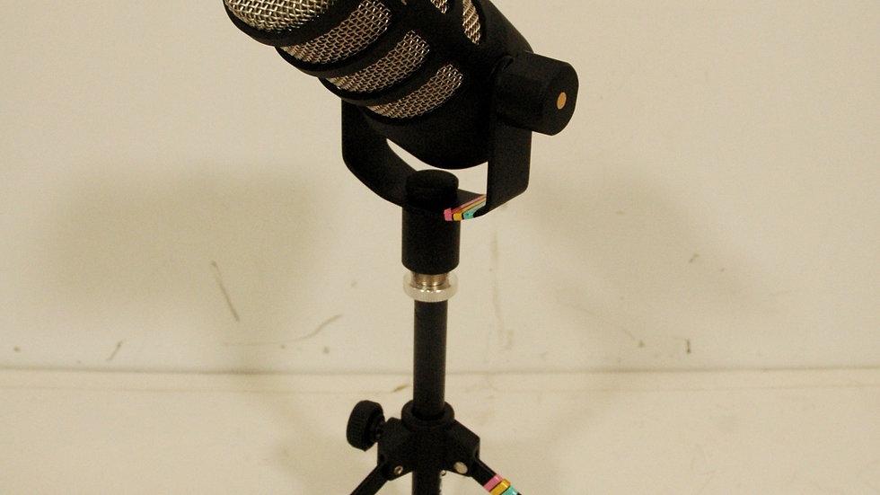 RØDE PodMic Cardiod Dynamic Broadcast Microphone