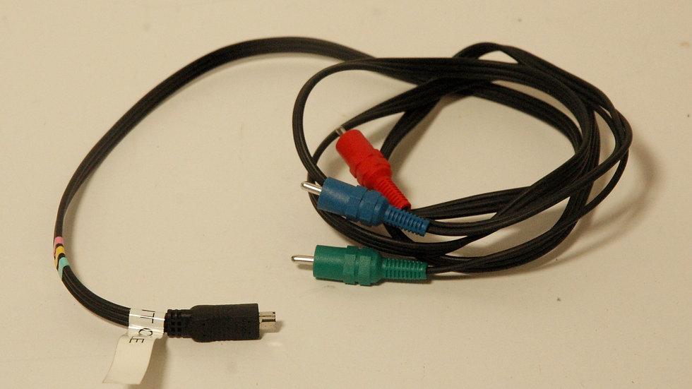 mini-USB to RCA Cable