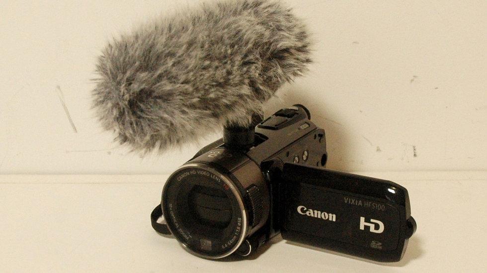 Canon Vixia HFS1000 Camcorder