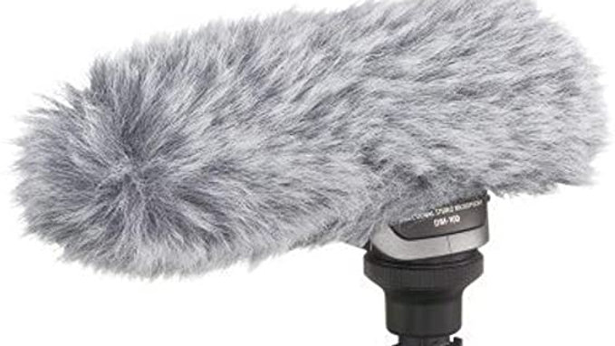 Canon DM100 Directional Stereo Camera Microphone