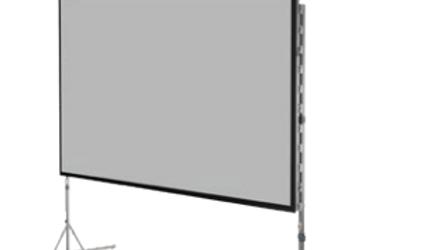 Da-Lite Fast Fold 9'x12' Heavy Duty Projector Screen