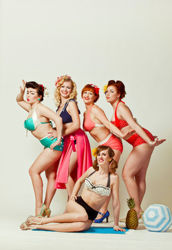 Secret Silk Showgirls