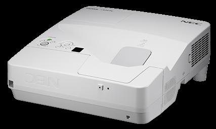NEC Proyector Ultracorto, 3600 lúmenes, XGA