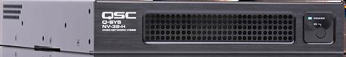 QSC Distribuidor de Video por Red Q-SYS Ecosystem QSC