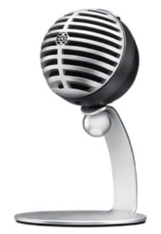 Shure Motiv MV5 - Digital Condenser Microphone (Gray)