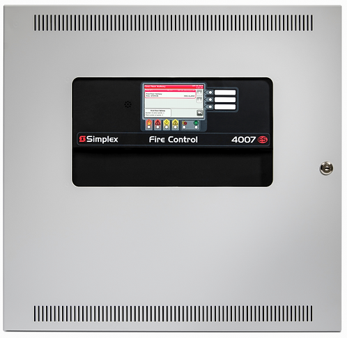 Simplex Central 4007Es Facp, IDNAC, Red