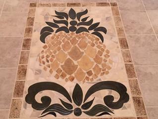Hawaiian Inspired Pineapple