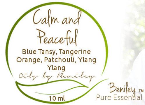 Calm and Peaceful
