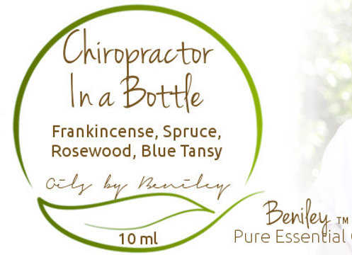 Chiropractor in a Bottle