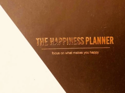 Starting a New Year afresh & planning for happiness...