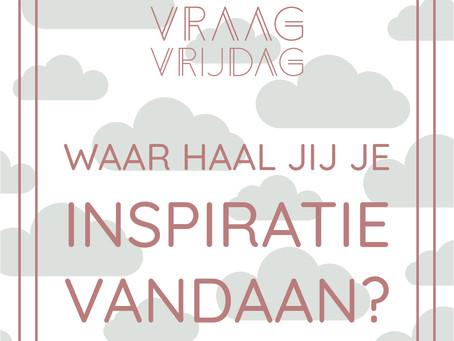 VraagVrijdag • Inspiratie
