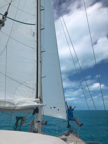 Joyful Sailing