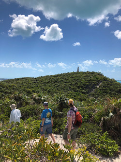 Monument hike