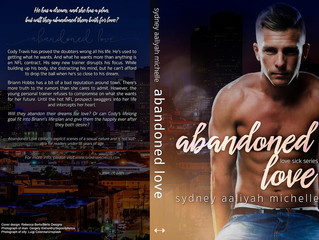 Cover + Blurb Reveal! Abandoned Love (Love Sick Series #2)