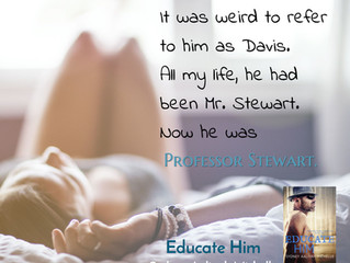 Educate Him - Chapter 1