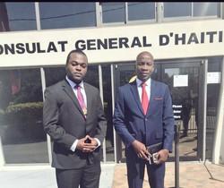 Haitian Consulate general in Miami,