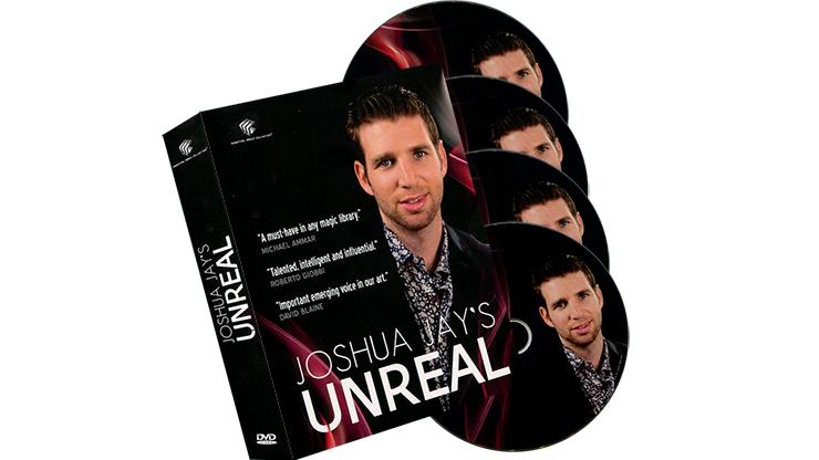 Unreal by Joshua Jay & Luis De Matos