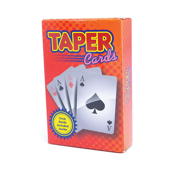 Taper Cards