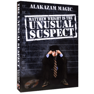 The Unusual Suspect-Matthew Wright video