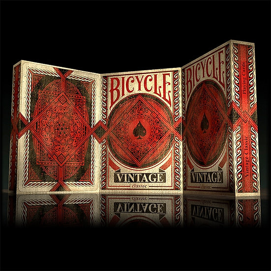 *Bicycle - Vintage Classic Playing Cards