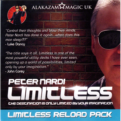 *Expansion Pack (3 Of Clubs) for Limitless by Peter Nardi
